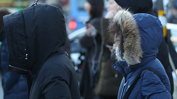7 Die, 238 Seek Treatment from Cold-related Conditions
