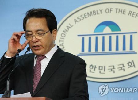 """한국당 """"남북공동보도문, 김정은 신년사와 유사"""""""