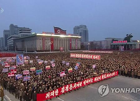 N. Korea Calls for Complete Suspension of S. Korea-US Military Exercises