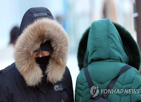 На Корейском полуострове продолжаются холода