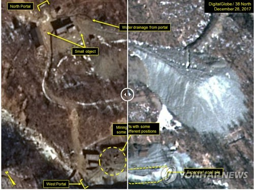 'Significant' Activity Spotted At North Korea's Nuclear-Testing Site