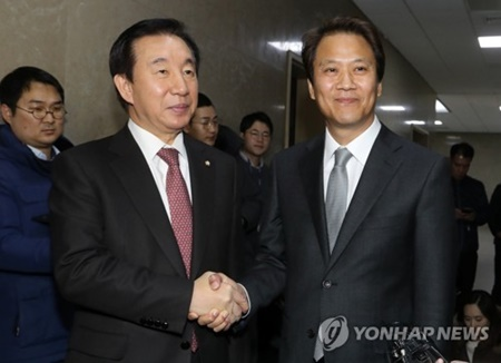 Chính phủ và đảng Hàn Quốc tự do thu hẹp ý kiến về những nghi ngờ liên quan đến UAE