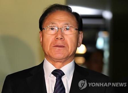 检方再次要求前总统李明博秘书金伯骏接受调查
