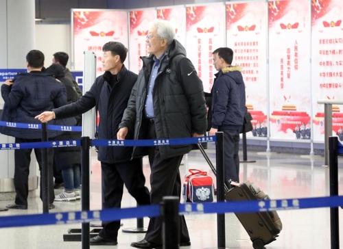 南北女子アイスホッケーチーム検討 北韓IOC委員