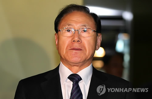 Ex-President Lee's Aide Grilled in NIS Probe