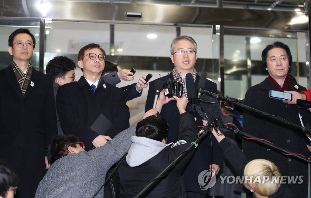 Korea accepts S. Korean offer of high-level talks at DMZ on Tues