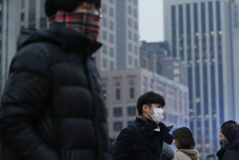 Seoul Issues Ultra Fine Dust Advisory