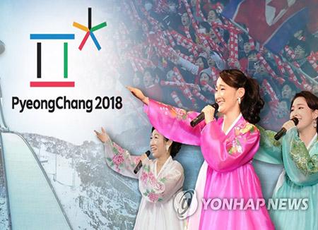 Nordkorea will 230-köpfige Anfeuerungsgruppe zu Olympischen Spielen schicken