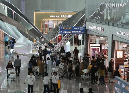 上海重启赴韩团体游