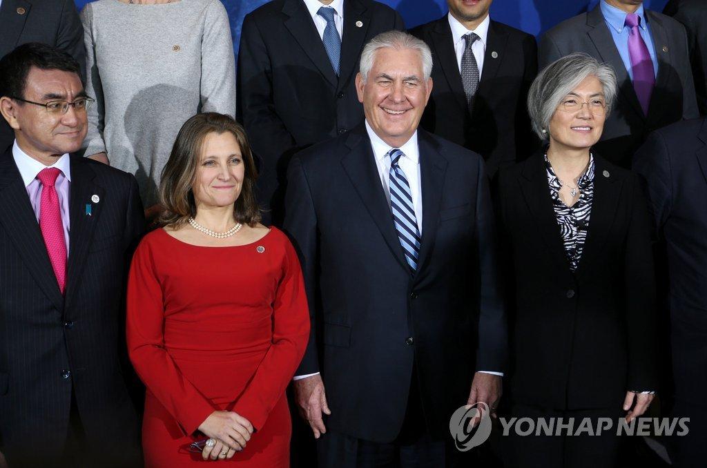 Les ministres réunis à Vancouver adoptent une déclaration soutenant le dialogue Séoul-Pyongyang