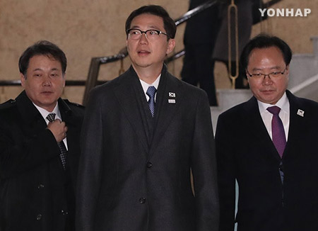 南北次官級協議始まる 北韓代表団めぐり協議