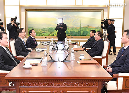 북한 매체, 평창 실무회담 합의 보도...공동 입장·단일팀 내용은 빼