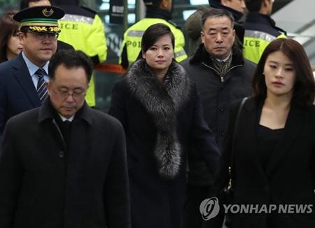 Los partidos chocan por las actividades intercoreanas para los JJOO