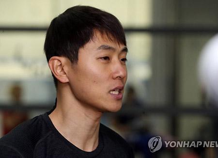 Viktor Ahn to Return to S. Korea