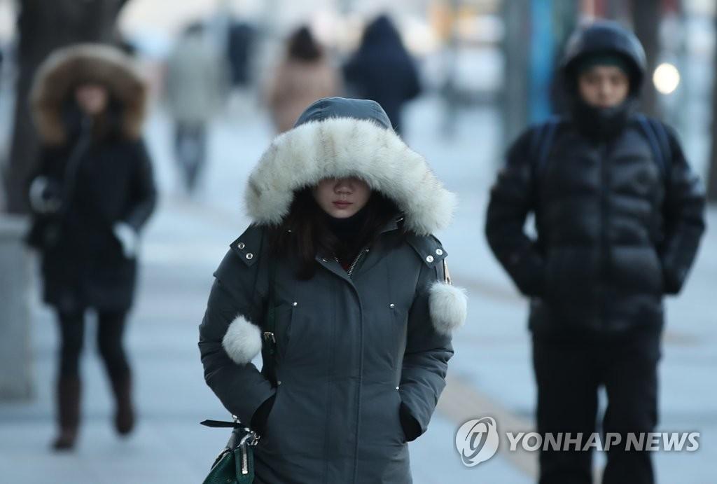 中部地方・東部地方に寒波警報 北極の寒気流れ込む