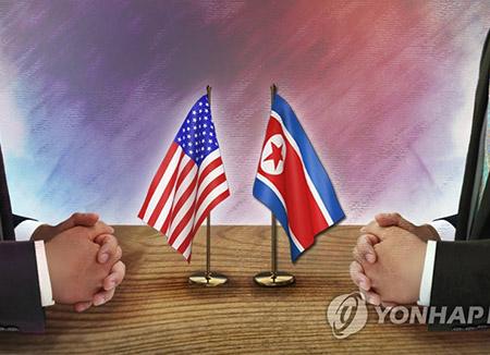 北韓代表団に外務官僚も 米朝接触に注目集まる