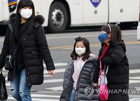 S. Korea to Seek Joint Declaration with China on Reducing Fine Dust
