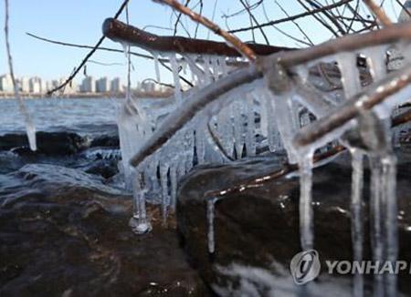 Rekordkälte in Korea: Quecksilber auf neuem Tiefststand