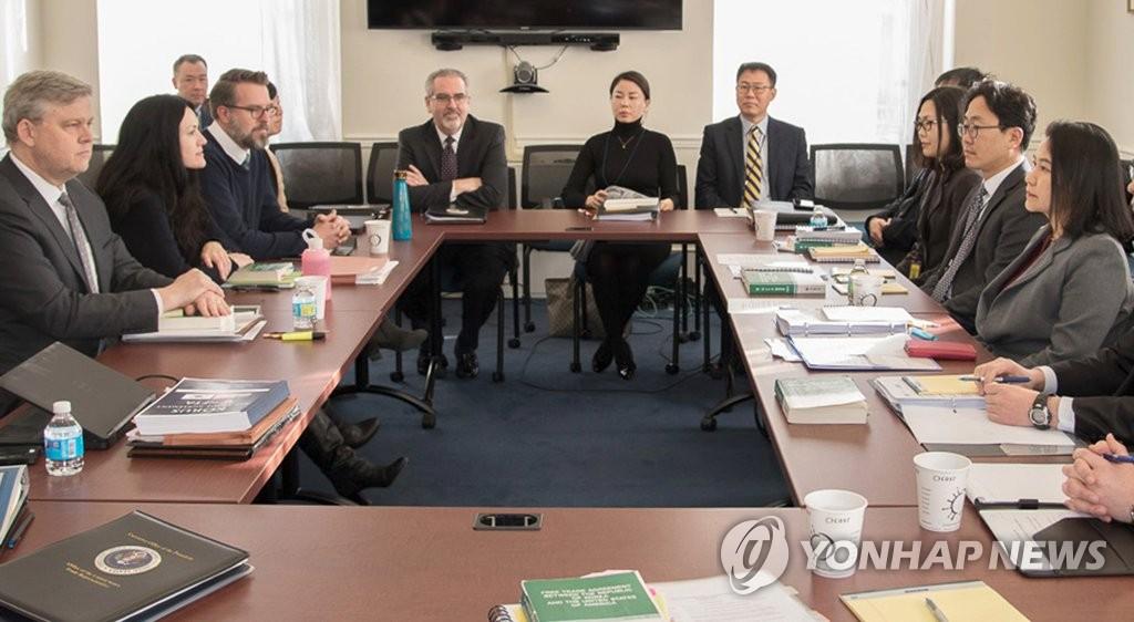 韓米FTA改定交渉 31日からソウルで2回目会合