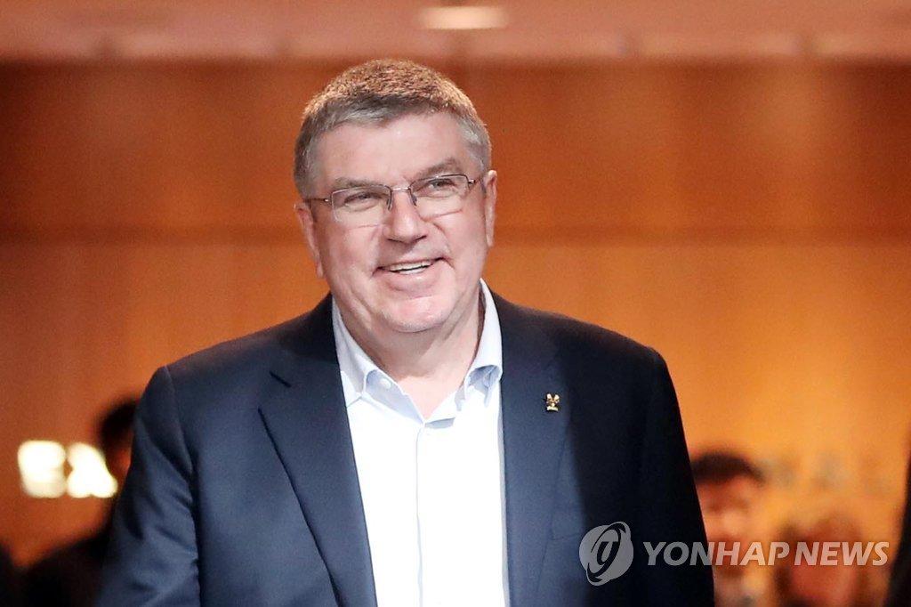 Президент МОК планирует побывать в СК
