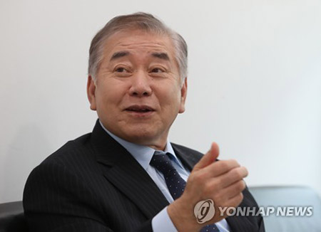 Moon's Adviser: S. Korea Can Use PyeongChang Olympics as N. Korea Does