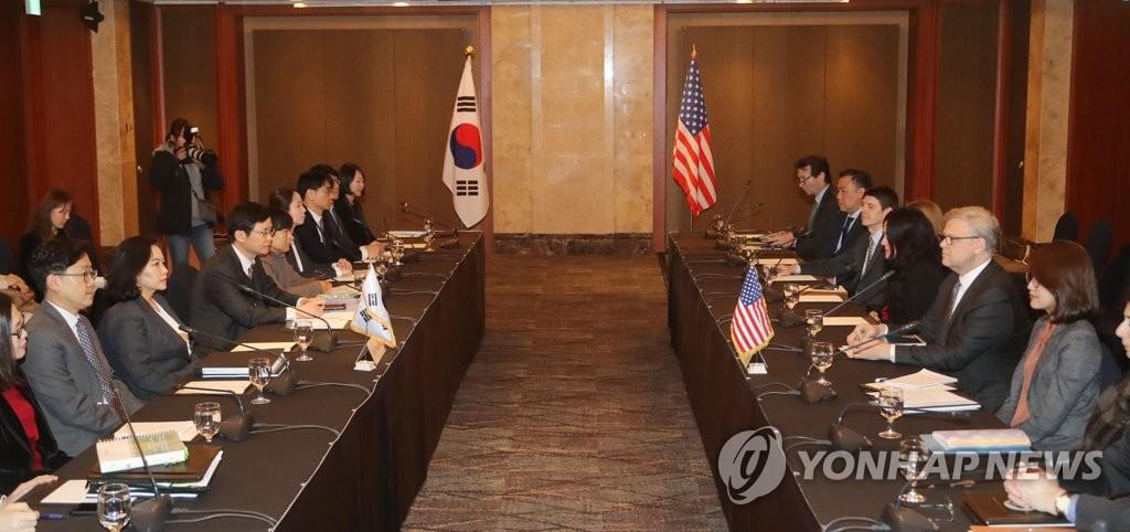 韓米FTA改定交渉が終了 意見の隔たり大きい