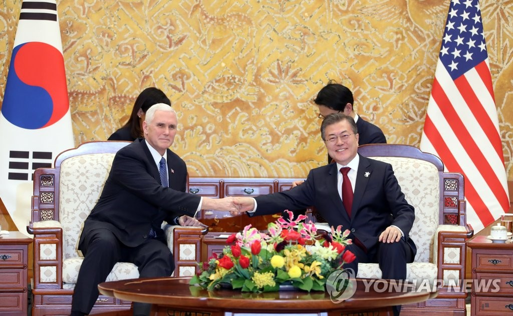Pence Promises 'Toughest, Most Aggressive' North Korea Sanctions