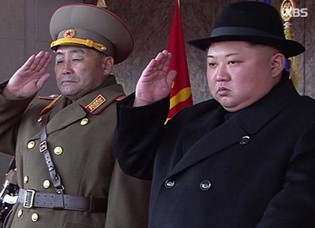 북한 매체, 김정각 군 총정치국장 임명 확인…열병식 보도서 호명