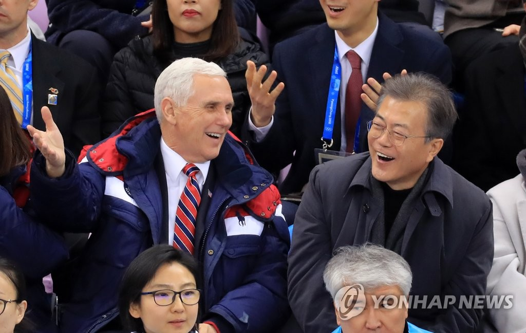 Pence: No Daylight between USA and Allies on N. Korea