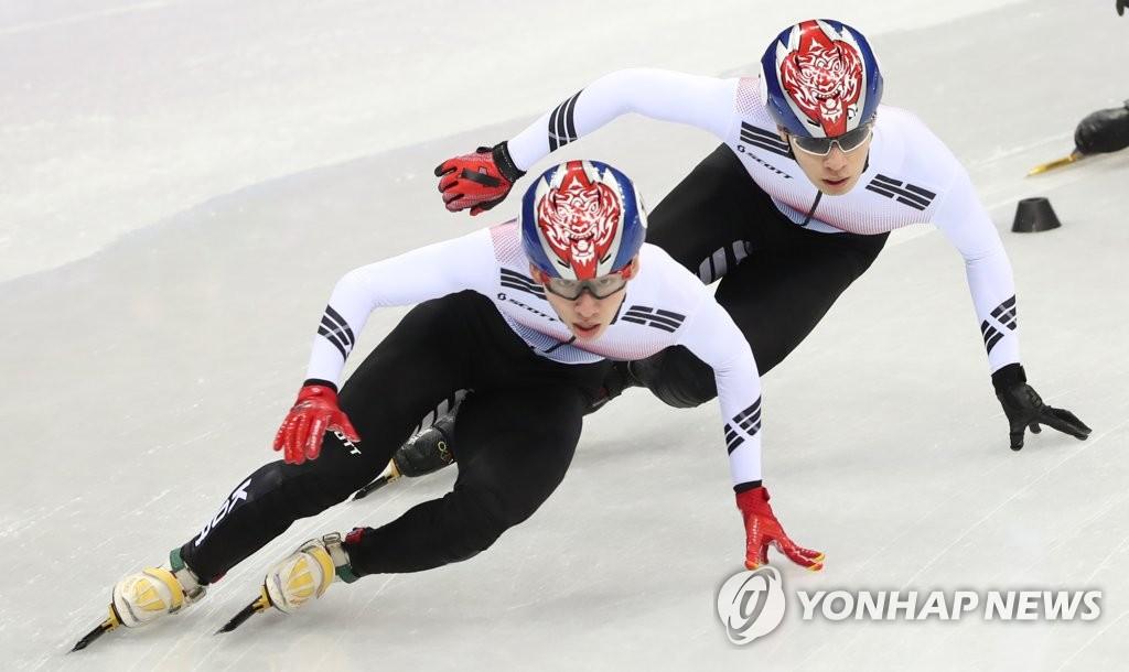 ショートトラック男子1500m  イム・ヒョジュンが韓国勢初の金
