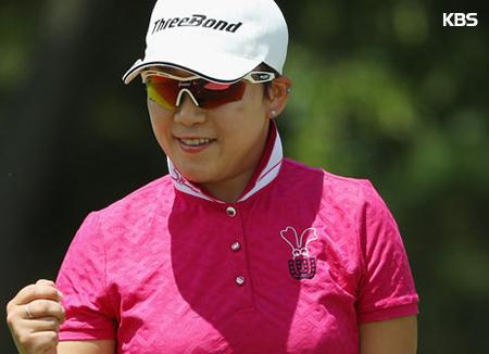 Golferin Shin Ji-yai gewinnt Canberra Classic