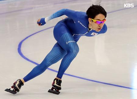スピードスケート男子5000m イ・スンフンは5位