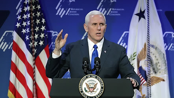 WP US Vice President Says US Ready to Talk with N. Korea