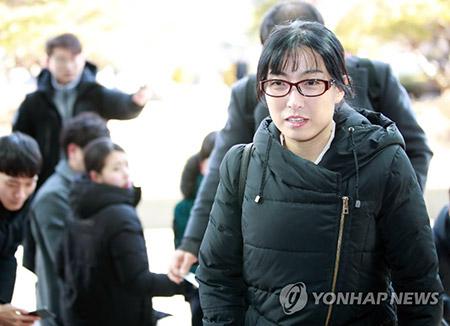 강원랜드 채용비리 수사단 '외압 폭로' 검사 참고인 조사