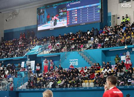 [올림픽]입장권 판매율 84%...평창올림픽 20만명이 찾았다