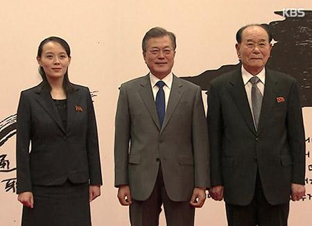 'N. Korea Won't Wage Provocation while Inter-Korean Ties Improve'