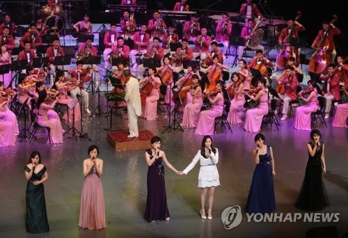 北韓の芸術団 9月にワシントンで公演か