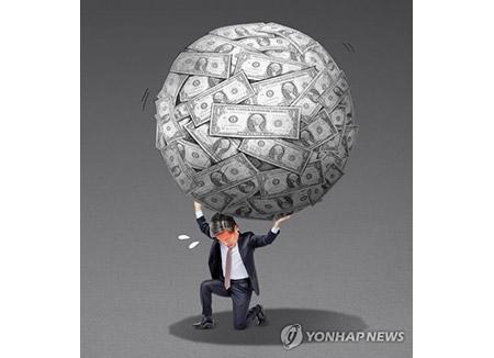La dette publique de la Corée du Sud par habitant dépasse la barre des 13 millions de wons