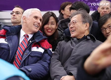 Mike Pence : « Un dialogue avec Pyongyang est possible »