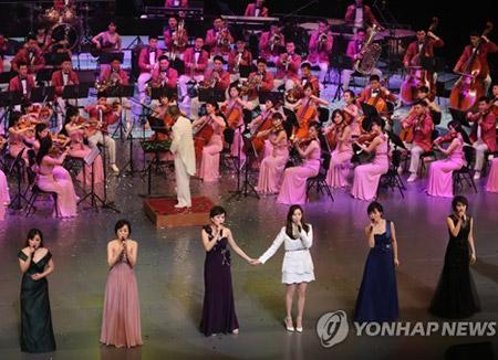 """서현측 """"북 예술단 공연 당일 연락 받고 출연"""""""