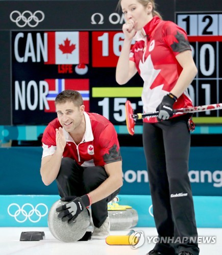 Canada Beats Norway to Reach Mixed Doubles Curling Final
