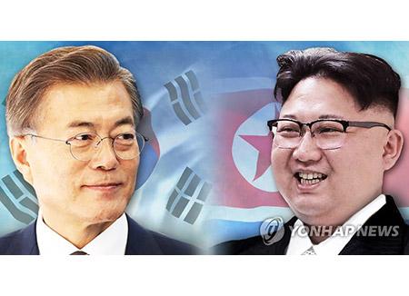 """일본 관방, '북한, 문대통령 방북초청'에 """"미소외교일뿐"""" 견제"""