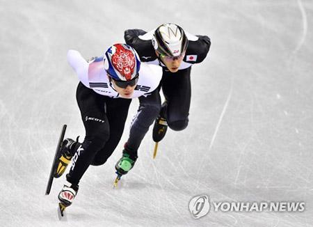 [올림픽] 일본 남자 쇼트트랙 대표 사이토 평창 첫 도핑 적발