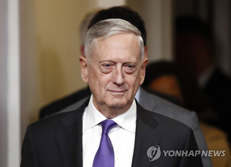 """백악관 """"북 탄도미사일 방어능력 향상"""" 국방예산 증강요구"""