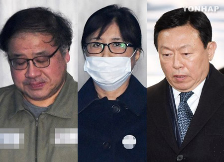 Choi Soon-sil Challenges 20-Year Prison Sentence