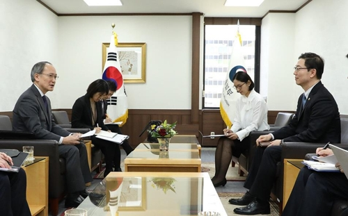 Seoul Updates Tokyo on Inter-Korean Dealings