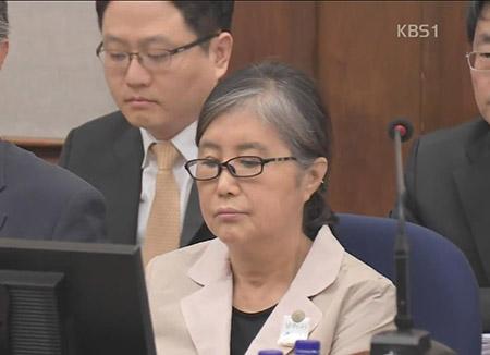Choi Gate: la condamnation de Choi Soon-sil laisse présager celle de l'ex-présidente déchue Park Geun-hye