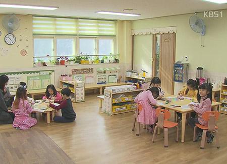 국공립 유치원 40% 확대 시동…2600개 학급 신설
