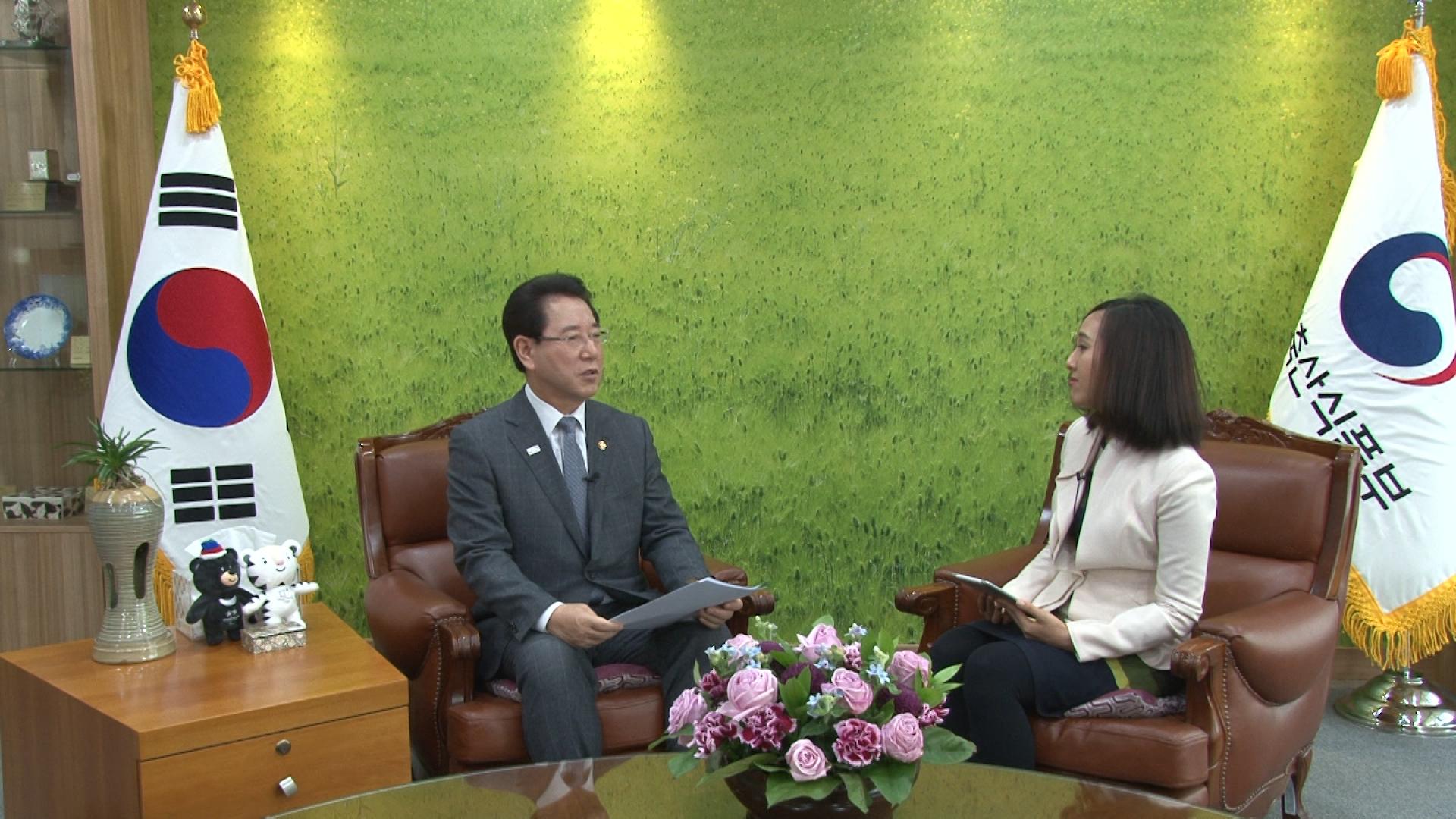 افتتاح قمة الغذاء في بيونغ تشانغ لعرض ثقافة الطعام الكوري