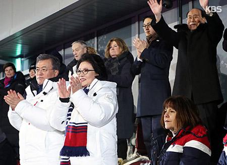 """WSJ """"올림픽으로 남북 새 국면…미국, 압박·외교 함께해야"""""""